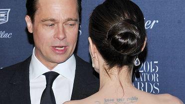 Brad Pitt rezygnuje z promocji najnowszego filmu. Jest kolejne o�wiadczenie w sprawie rozwodu