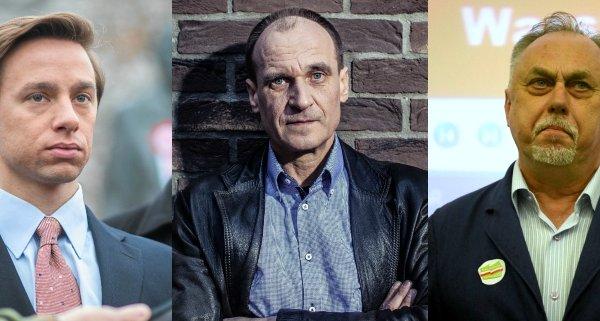 """Rewolucje u Kukiza. Bosak rezygnuje, Sanocki chce odwołania startu w wyborach. """"Powodzenia w walce"""""""