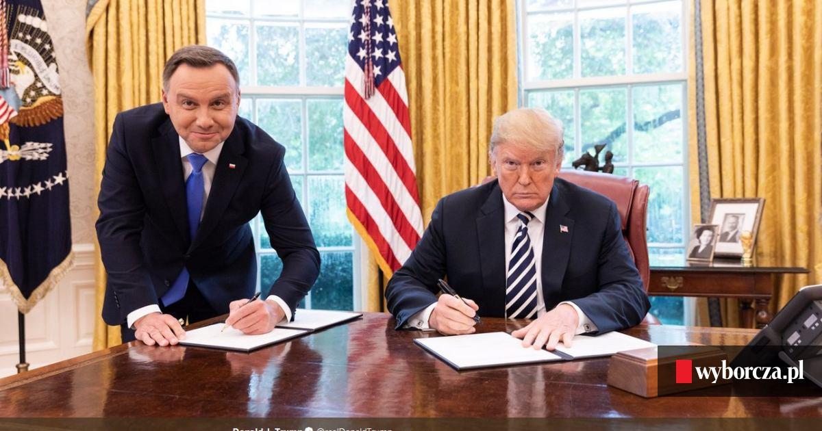 Fort Trump odjeżdża. Amerykanie nie zbudują stałej bazy w Polsce