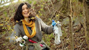 Sandra Krautwaschl z Grazu opróżniła dom z plastiku. Jej rodzina produkuje dziś tylko pół 60-litrowego worka z odpadami plastikowymi rocznie