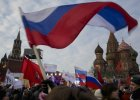 Rosyjska dziennikarka do Piaseckiego: Czuł pan kiedyś niechęć z powodu pana narodowości? Ja to czułam na Ukrainie