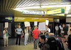 Brutalna akcja w podziemiach dworca: kupcy wyrzuceni