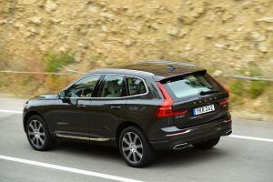Volvo XC60   Pierwsza jazda   Zmiana warty