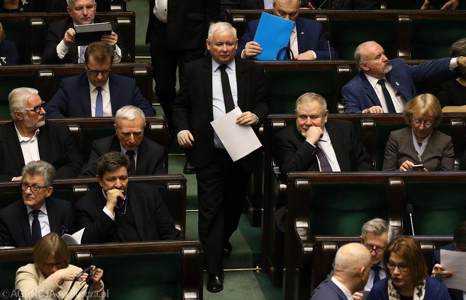57 posiedzenie Sejmu VIII Kadencji. Warszawa, 26 stycznia 2018