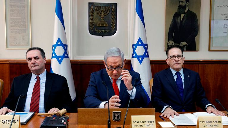 Benjamin Netanjahu, premier Izraela