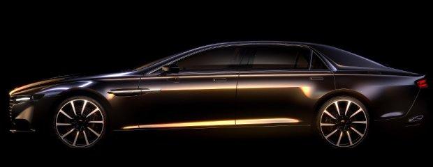 Aston Martin ożywi Lagondę