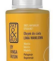 Pat&Rub by Kinga Rusin. W 100 procentach naturalne i nowoczesne kosmetyki