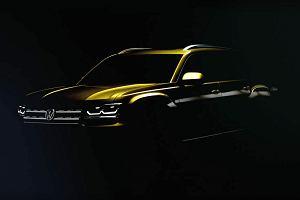 Volkswagen Atlas | Nowy SUV już w listopadzie