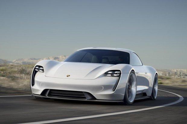 Porsche Mission E | Ambitne plany