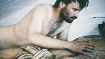 Screen z filmu - pracy Jacka Markiewicza, który był pokazywany w Centrum Sztuki Współczesnej w Warszawie