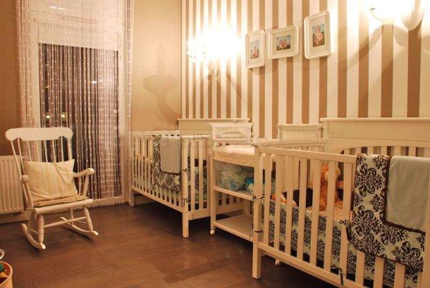 Kolor �cian w pokoju dziecka