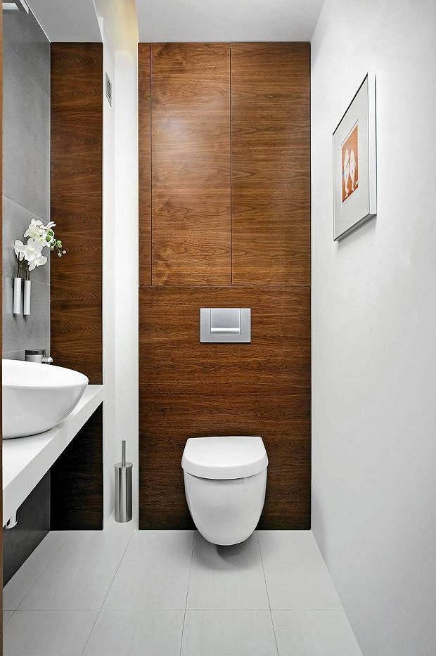 Aranzacja Malej Toalety W Bloku