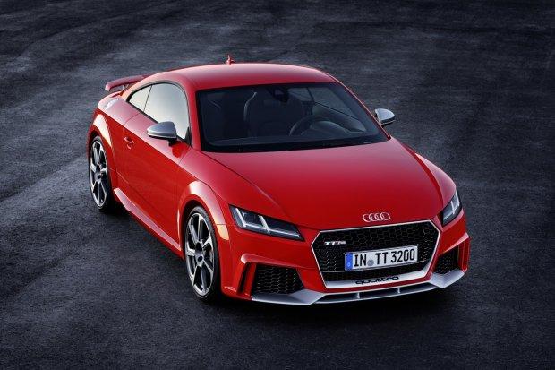 Ulubione sportowe Audi Polaków to... | Wasz wybór