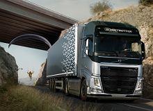 Wideo | Volvo, paralotnia i tunel