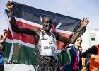 Kenijczyk pobi� rekord �wiata na Maratonie Berli�skim