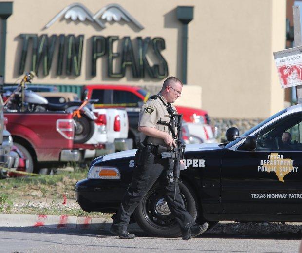 Starcie gangów motocyklowych w Teksasie. 9 osób nie żyje, 18 jest rannych