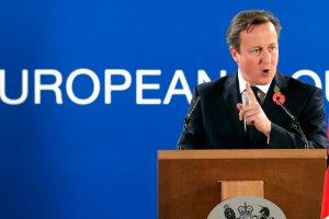 David Cameron: Swobodne przemieszczanie si� w UE to nie jest bezwarunkowe prawo