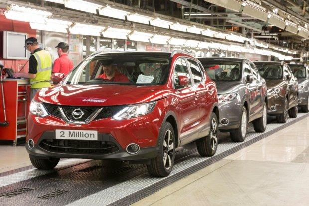 Nissan Qashqai   Ju� dwa miliony egzemplarzy