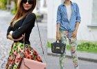 Street fashion: kwiatowy wz�r wed�ug naszych czytelniczek