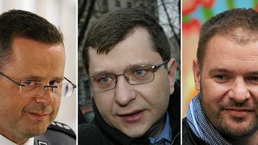 Mariusz Sokołowski, Zbigniew Stonoga, Tomasz Karolak
