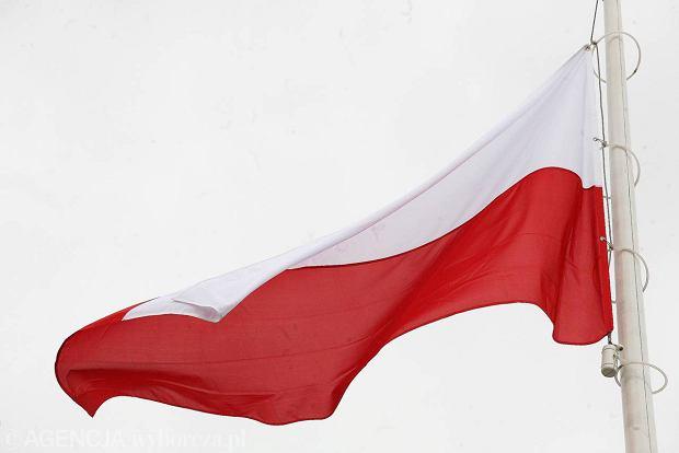 2 maja - Dzie� Flagi Rzeczypospolitej Polskiej