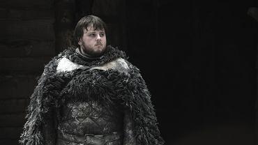 John Bradley jako Sam Tarly w 'Grze o tron'