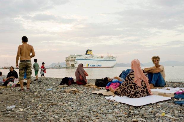 Grecja nie ma już problemu z uchodźcami