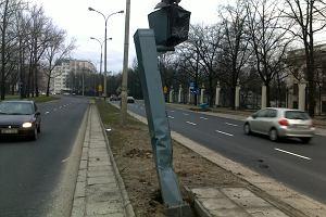 """Żakowski: Po co ten fotoradar? Zarząd Dróg Miejskich: """"Dwie ofiary to za mało?"""""""