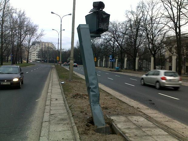 """�akowski: Po co ten fotoradar? Zarz�d Dr�g Miejskich: """"Dwie ofiary to za ma�o?"""""""