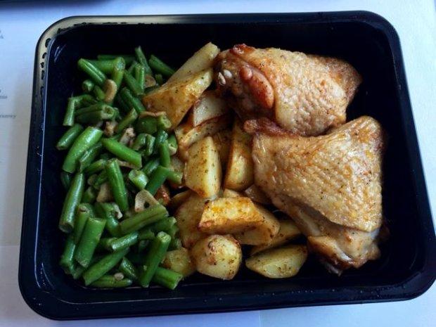 Obiad z Dabbas