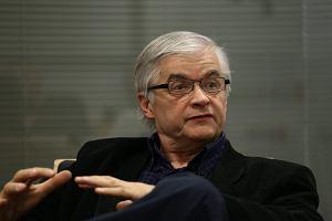 Cimoszewicz o wypowiedziach Szyma�skiego i Waszczykowskiego: Amoralny PiS-owski populizm