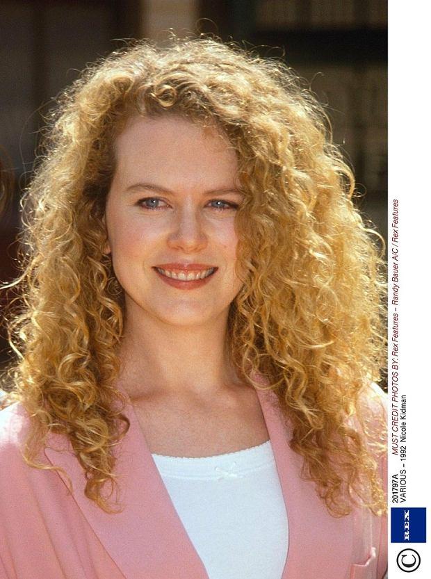 Nicole Kidman w 1992 r.