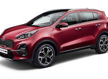 Nowa Kia Sportage - miękka hybryda, nowy diesel i poprawki wyglądu