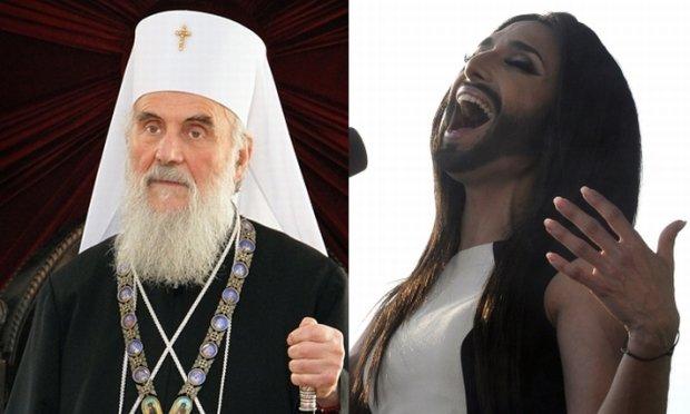 Patriarcha Ireneusz / Conchita Wurst