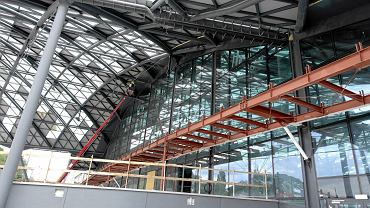 Dworzec Łódź-Fabryczna. Końcowy etap prac