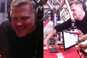 Krzysztof Ibisz w Rock Radio