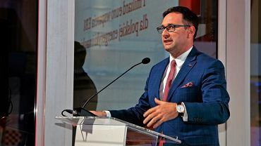 Prezes Energi Daniel Obajtek