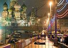 Borys Niemcow. Trup na tle muru Kremla