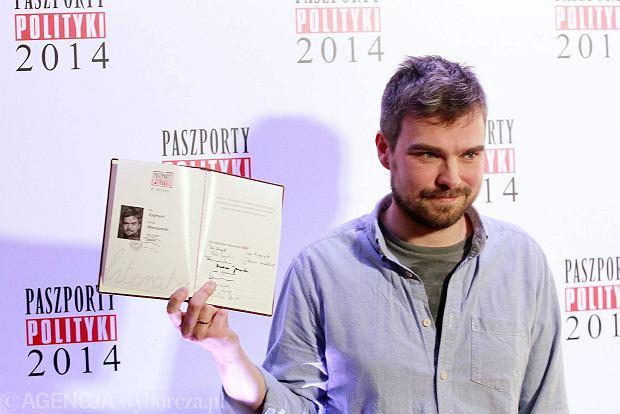 Pisarz Zygmunt Miłoszewski