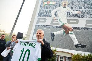 Legenda Lechii Zdzisław Puszkarz ma swój mural [ZDJĘCIA]
