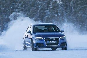 Audi RS3 Sportback | Grizli w owczej sk�rze