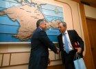 Francuscy go�cie na Krymie zachwyceni Putinem