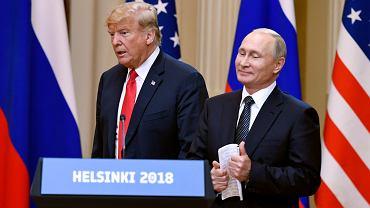 Szczyt Trump-Putin