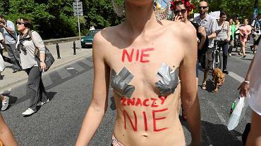 Marsz Szmat z 2013 roku