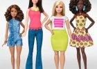 Barbie utyła po 57 latach. Nowe lalki właśnie trafiły do sklepów