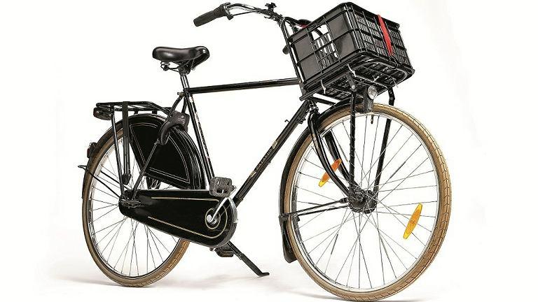 Modelowy rower miejski