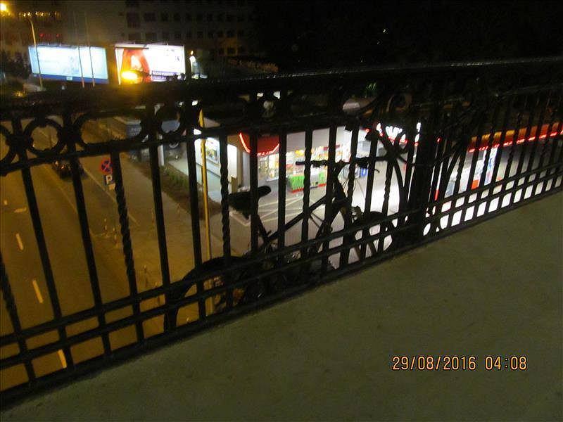 W nocy Pogotowie Drogowe ZDM zdemontowało rower, który ktoś