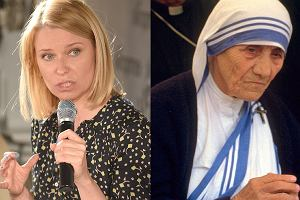 Paulina Młynarska, Matka Teresa