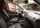 Ford Transit Courier i Connect - odświeżone i lepiej wyposażone