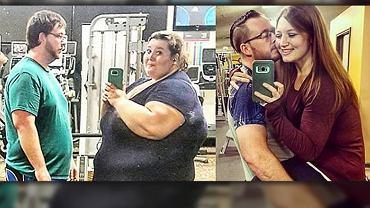 Zmienili swoje życie o 180 stopni i 180 kilogramów!